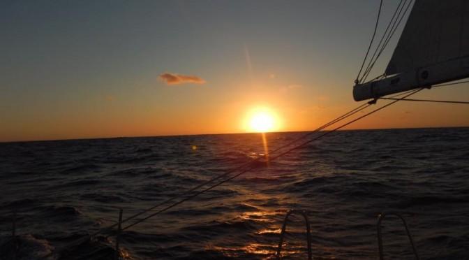 Hobart – Airlie Beach: Leg 4, Race 6